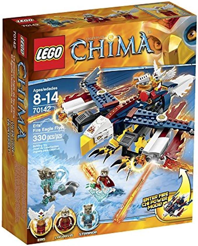 LEGO Chima 70142 Eris Fire Eagle Flyer