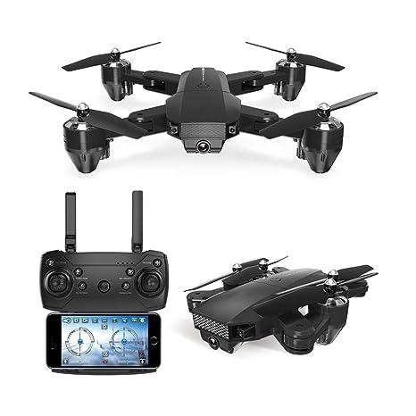 Xccl Drones con Camara 720P con Larga Duracion De Batería, Drone ...