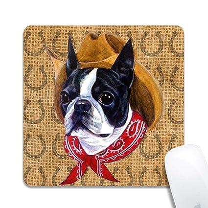 Amazoncom Cowboy Bulldog Extended Ergonomic Gaming Mouse Pad