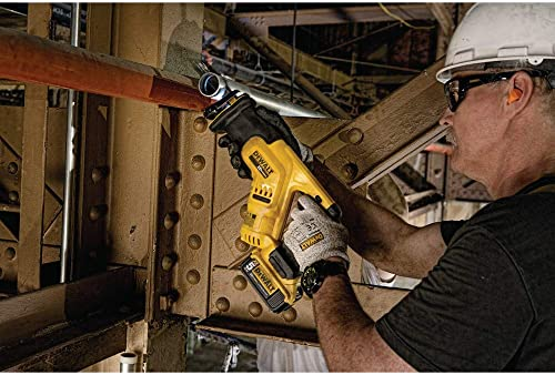 DEWALT 20V Max Reciprocating Saw, Compact, Tool Only DCS387B