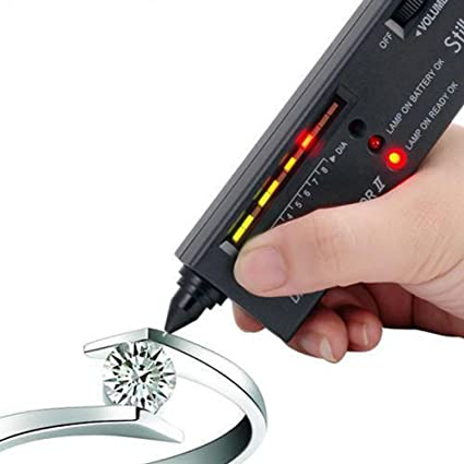 StillCool Diamante probador II V2 Selección Piedra preciosa Joyería Gemas Herramienta con caja