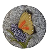 Moonrays Butterfly Garden Stone
