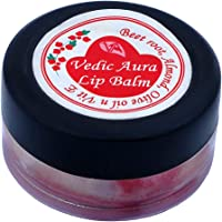 Vedic Aura Lip Balm (Enriched with Beet root, She butter, Almond oil & Vit E.)