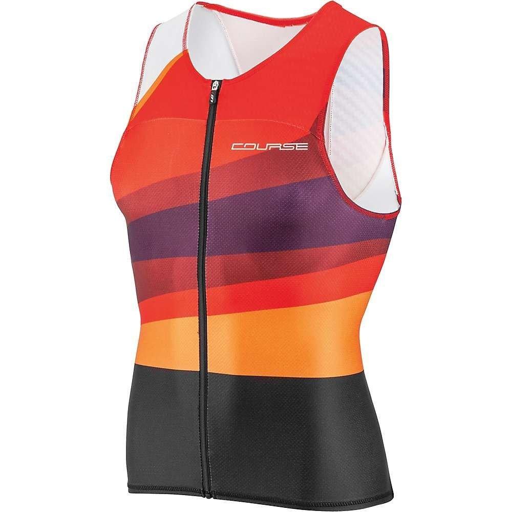 (ルイスガーナー) Louis Garneau メンズ 自転車 トップス Tri Course Sleeveless Jersey [並行輸入品] B07CJL4191 M