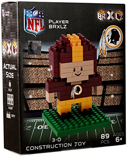 aa70a72dffe Jual FOCO NFL Mini BRXLZ Player Building Blocks - Toys & Game Room ...