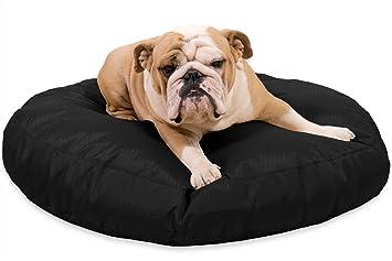 Amazon.com: K9 balística Ronda Tuff cama para perro, Negro ...