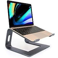 Laptop standaard, Ergonomische Notebook Stand, Aluminium Verwijderbare Laptop Houder, Demonteerbare Ventilatie Houder…