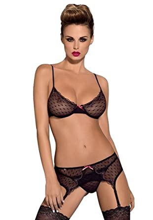 Obsessive Subtelia Sexy Sensual Lingerie Set ( Other Parts Of The ... 132f0b5cfd6