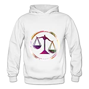 Lennakay Work Adult's Insurgent Classic Hoddies With No Pocket White For Woman SizeS