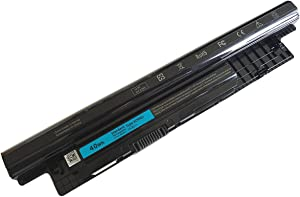 XCMRD MR90Y Laptop Battery for Dell Inspiron 15-3521 15-3531 15-3537 15-3542 15-3543 15r-5521 15r-5537 17-3721 17-3737 17r-5737 17r-5727 14r-5421 14r-3437 Latitude 312-1387 312-1390 (14.8V 40Wh)