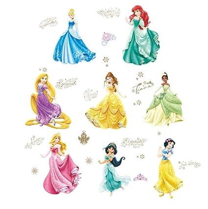 Stickers Princesse De Dessin Animé Princesse Blanche Neige