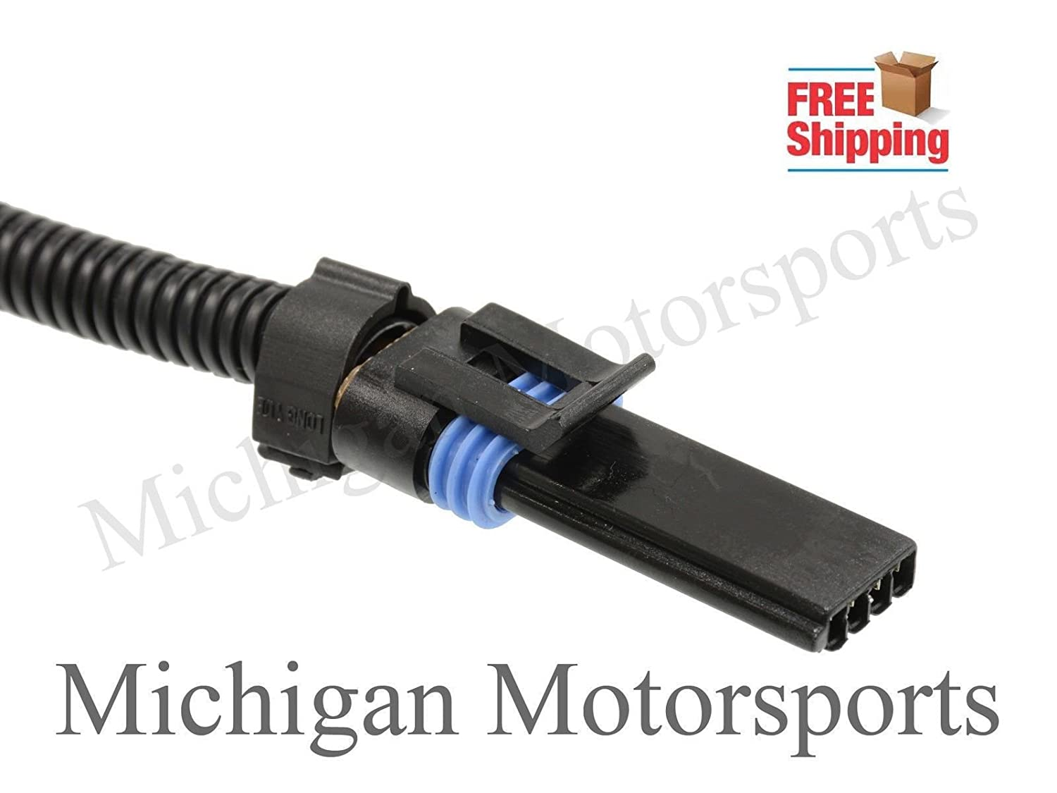 Amazon.com: Michigan Motorsports Optispark Vented Wiring Harness Connector  - Fits LT1 Camaro Firebird Distributor LT1 5.7L V8 Chevy Buick Pontiac: ...