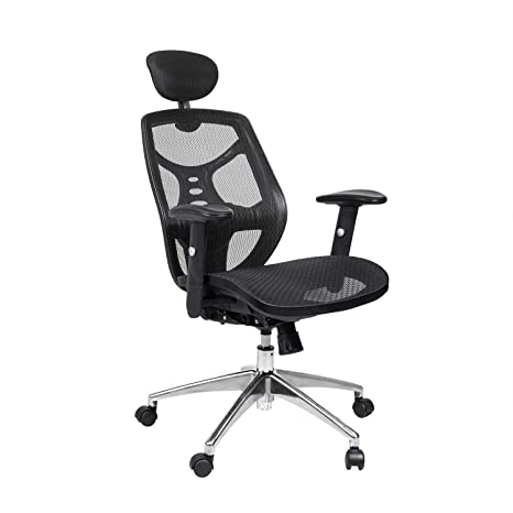 Pleasing Bonzy Home Reclining Office Chair High Back 300 Lb Capacity Ergonomic Computer Mesh Recliner Executive Swivel Office Desk Chair Task Chair With Ibusinesslaw Wood Chair Design Ideas Ibusinesslaworg