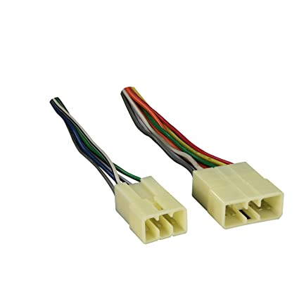 61De0PK68LL._SX425_ amazon com metra 70 1743 wiring harness for 1987 1994 dodge  at alyssarenee.co
