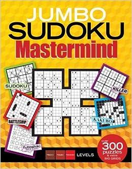 Jumbo Sudoku Mastermind by Jumbo (2013-04-02)