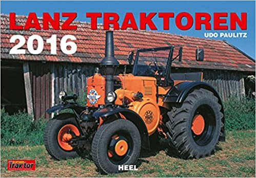 Amazon.com: Lanz Traktoren 2016 (9783958431027): Books