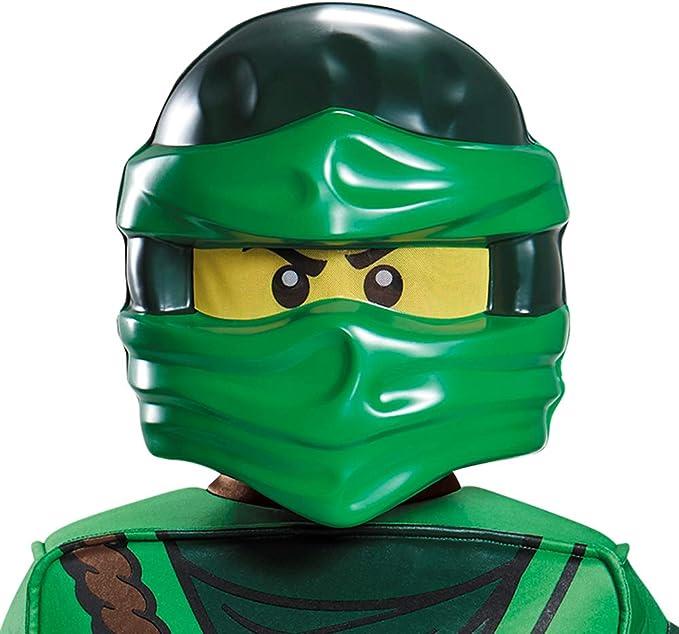 LEGO Ninjago Lloyd Deluxe - Disfraz, talla L: Amazon.es: Juguetes ...