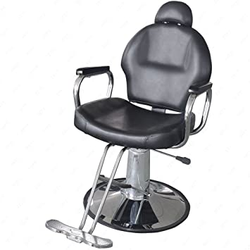 Barber Chair Reclining Hydraulic Salon Hair Styling Beauty Spa Sh&oo Equipment  sc 1 st  Amazon.com & Amazon.com: Barber Chair Reclining Hydraulic Salon Hair Styling ... islam-shia.org