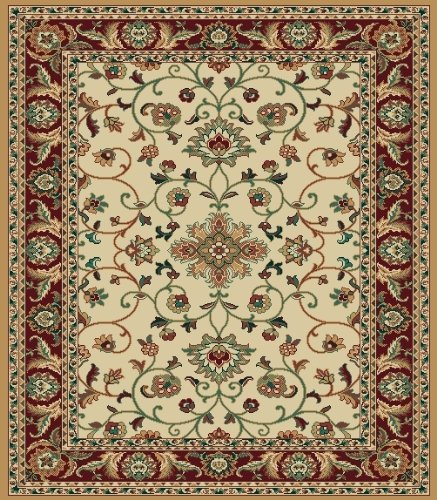 (United Weavers Rugs: Manhattan: Columbia: Cream 040-37597: 5'3