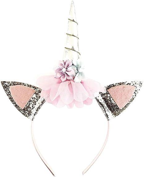 Diadema - cabello - unicornio - accesorios - disfraz - carnaval ...
