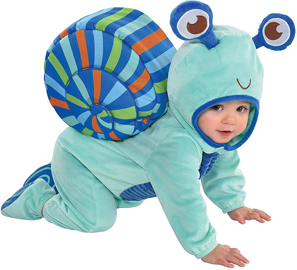 Party City Snail Crawler Halloween Costume for Babies Includes Accessories