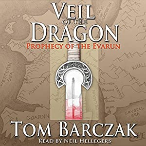 Veil of the Dragon Audiobook