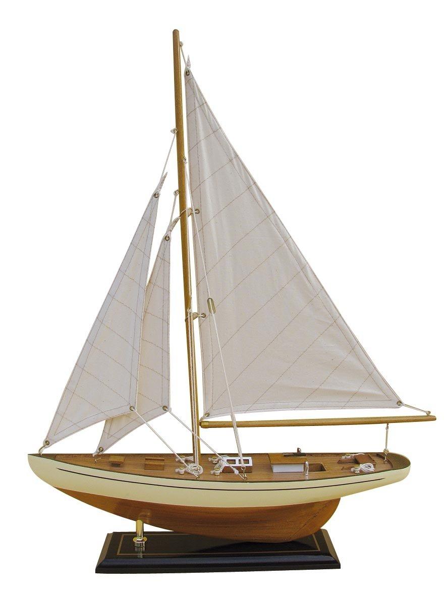 mare-me Kleine Segel Yacht 54cm