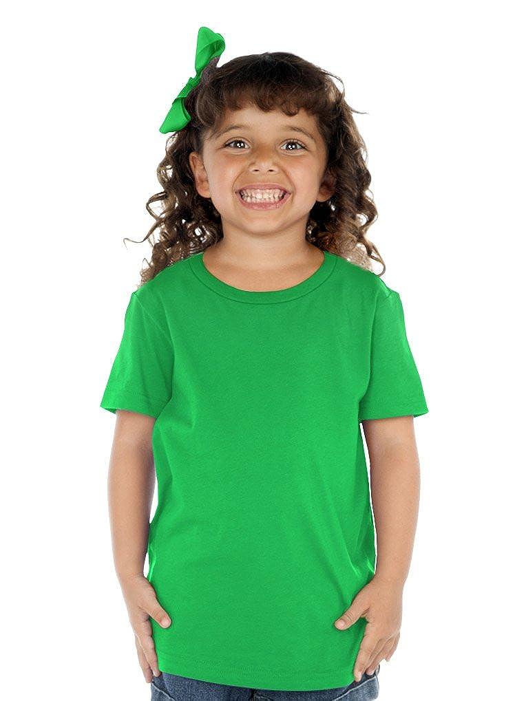 Kavio Toddlers Crew Neck Short Sleeve Tee (Same TJP0494) Kavio! TJC0440