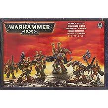 Warhammer 40K: Chaos Space Marines - Khorne Berzerkers