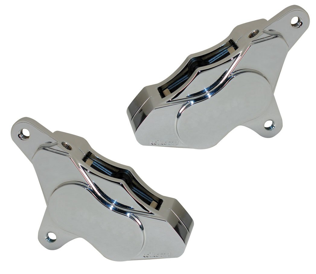 Wilwood 120-7737-BK GP 310 4 Piston Motorcycle Front Brake Caliper