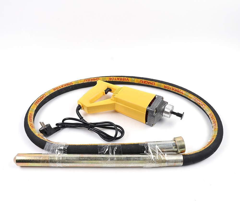 agitador interior el/éctrico Agitador de hormig/ón de 1300 W agitador manual