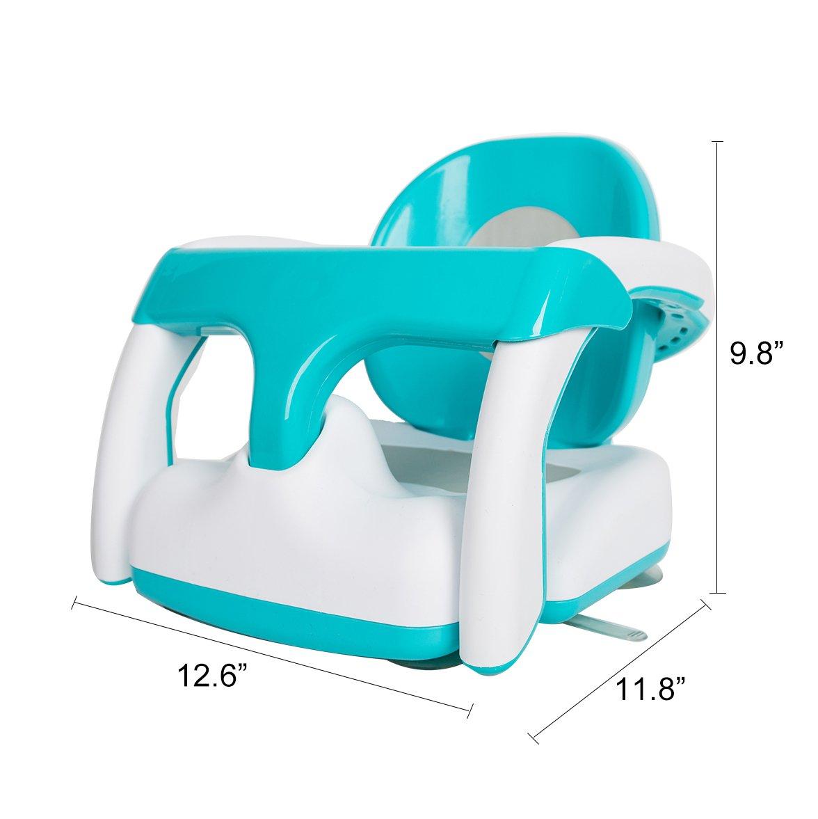 Amazon.com : KARMAS PRODUCT Baby Bath Shower Training Foldable seat ...