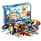 BRIO Builder Construction Set Building Kit , 135 Pieces