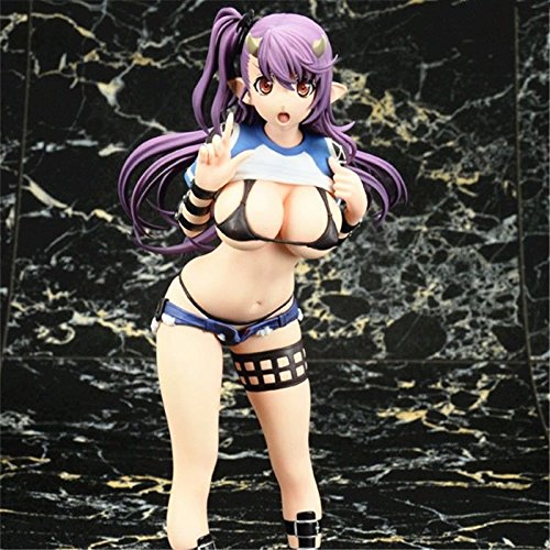 Anime-The-Seven-Deadly-Sins-Leviathan-Hot-Pants-Blue-Ver-17-PVC-Figure-No-Box