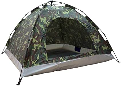 Lightahead Automatic Pop Up Sun Shade Camping Tent Picnicing Fishing Hiking Canopy Easy Setup Portable Outdoor Cabana Tents with Carry Bag