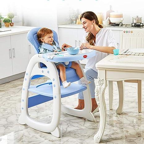high chair Silla Alta para niños, Silla para bebé, Mesa de ...
