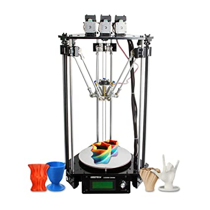 aibecy Geeetech Rostock 301 Mix Color FDM Impresora 3d DIY Kit de ...