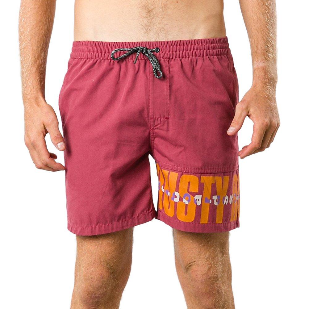 Rusty Mens Jump Elastic All Day Boardshorts