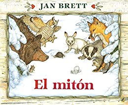 El mitón (Spanish Edition) by [Brett, Jan]