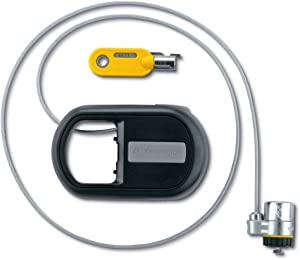 Kensington MicroSaver Retractable Keyed Laptop Lock (K64538US)