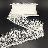 ELLAMAMA Top Quliaty Lace Trim DIY Craft Delicate