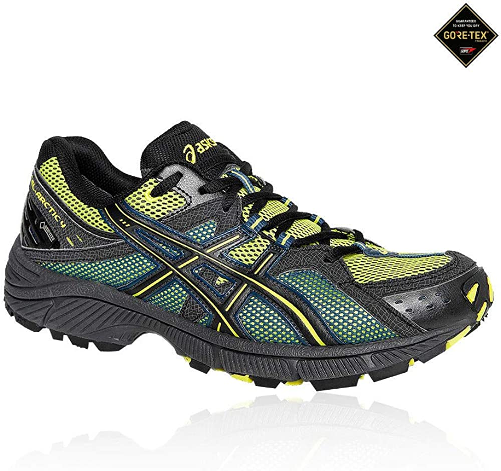 Asics Gel-Arctic 4 Gore-Tex Winter Zapatilla para Correr - 50.5: Amazon.es: Zapatos y complementos