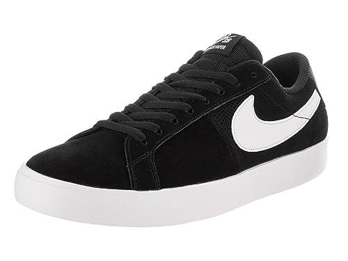 détaillant en ligne 6f5c8 ebfc2 Nike Nik e, Chaussures de Skateboard pour Homme Noir Noir ...