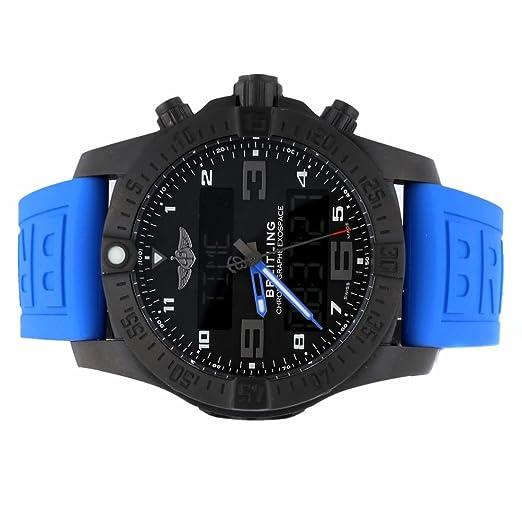 Breitling Exospace cuarzo Mens Reloj VB5510 (Certificado) de segunda mano: Breitling: Amazon.es: Relojes