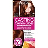 Coloração Casting Creme Gloss, L'Oréal Paris, 734 Mel Dourado