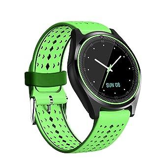 Smart Watch Soporte Cámara Wireless HD Pantalla Smartwatch Tarjeta ...