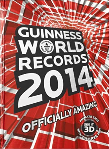 amazon guinness world records 2014 guinness world records