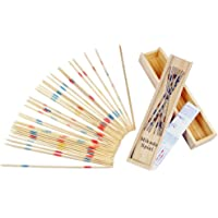 INFInxt Mikado Spiel Pick-up Sticks Game for Kids