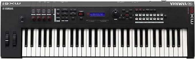 Yamaha MX61 Estación de producción de teclado de 61 teclas
