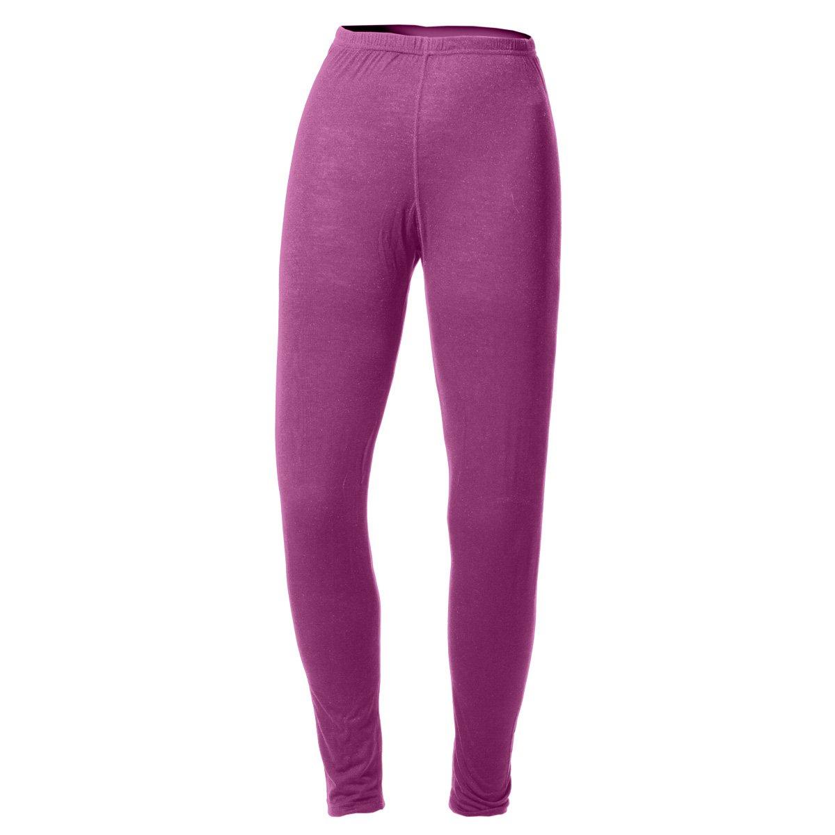 Minus33 Merino Wool Clothing 803 Women's Franconia Midweight Wool Bottom, Radiant Violet, Medium by Minus33 Merino Wool (Image #4)